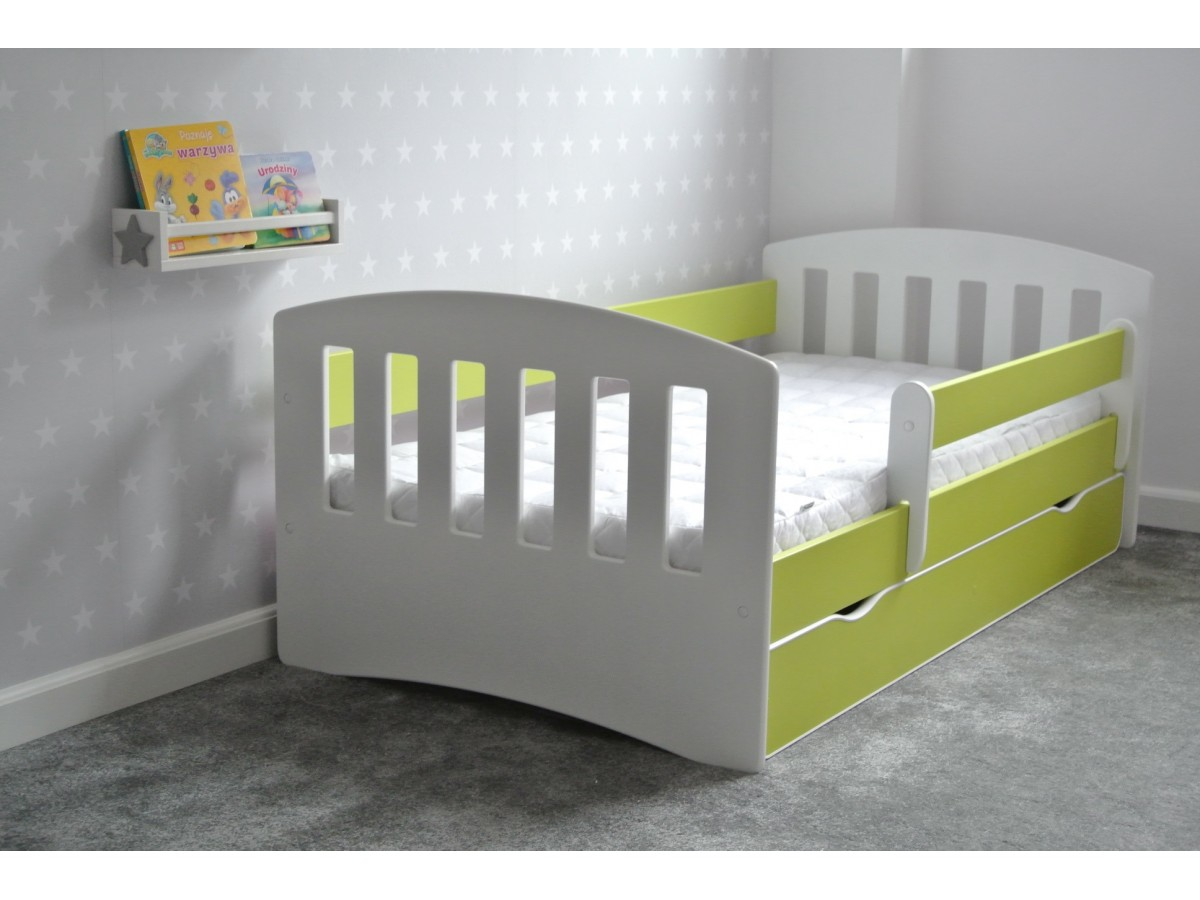 babybett kinderbett jugendbett 160x80 180x80 matratze lattenrost ebay. Black Bedroom Furniture Sets. Home Design Ideas